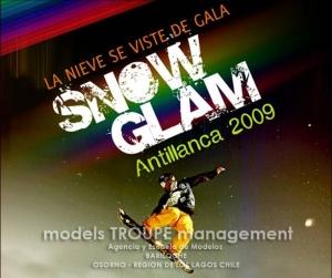 SNOW GLAM ANTILLANCA 2009